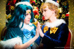 From Christmas Time | Sailor Moon Cosplay