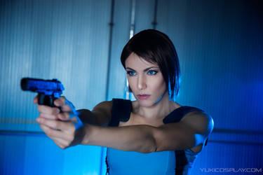 Jill Valentine - Resident Evil Cosplay by Yukilefay