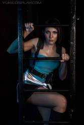 JIll Valentine cosplay - Resident Evil 3 by Yukilefay