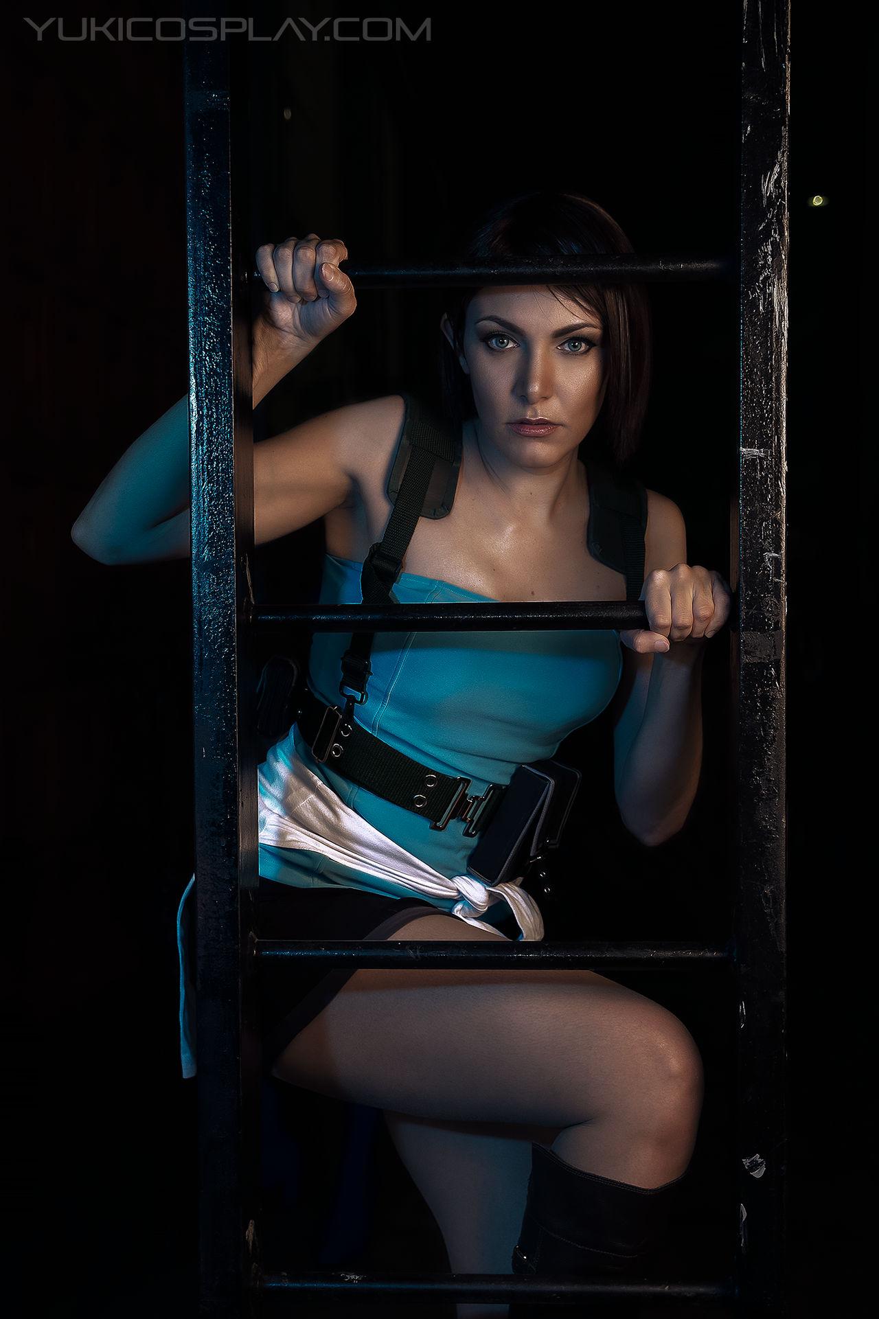 Jill Valentine Cosplay Resident Evil 3 By Yukilefay On