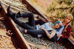 Life is Strange Cosplay - Outside | amberprice by Yukilefay