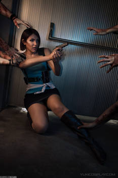 JIll Valentine cosplay   Resident Evil 3: Nemesis