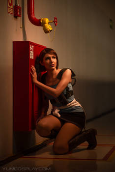 Jill Valentine cosplay   Resident Evil 3