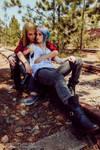 Amberprice   Chloe and Rachel   Cosplay