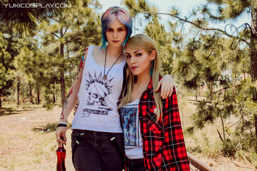 Amberprice cosplay | A day outside
