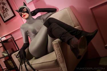 Catwoman at Batman Expo - Home