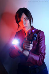 Claire Redfield | Resident Evil Cosplay