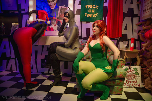 My Sirens | Gotham City Sirens Cosplay