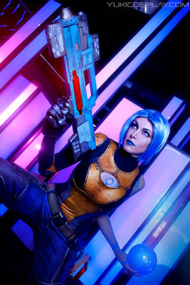 Maya | Borderlands Cosplay 2
