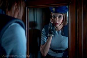 Jill Valentine cosplay   Resident Evil 1 Remake