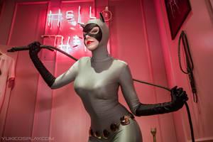 Selina's home   Catwoman cosplay   Batman