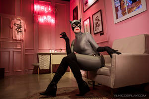 hELLo tHERE - Catwoman cosplay