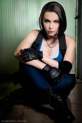 Jill Valentine cosplay | Resident Evil 3 Remake