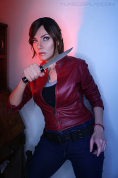 Claire Redfield | Resident Evil 2 Cosplay