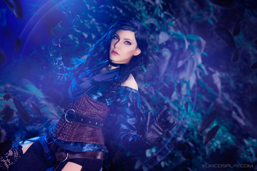 Yennefer, the Sorcerer | cosplay