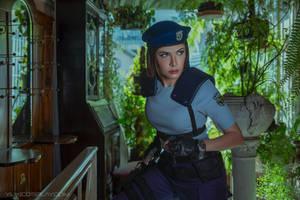 Greenhouse - Resident Evil 1 Cosplay   Jill