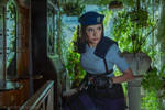 Greenhouse - Resident Evil 1 Cosplay | Jill