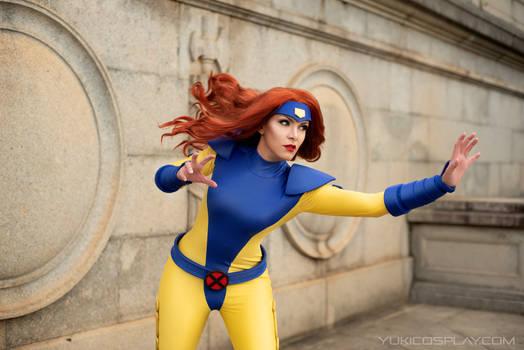 Jean Grey | X-men Cosplay