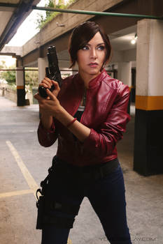 Claire Redfield | RE2R Cosplay