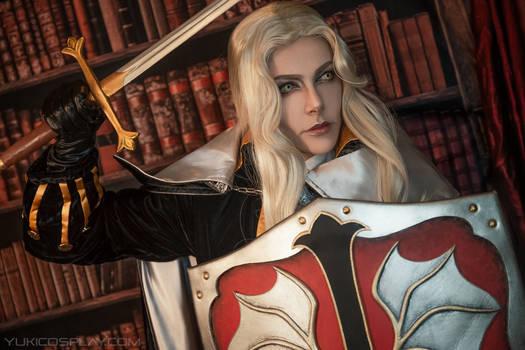 Alucard Cosplay | Castlevania