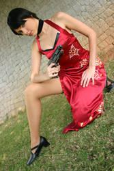 Ada Wong... by Yukilefay