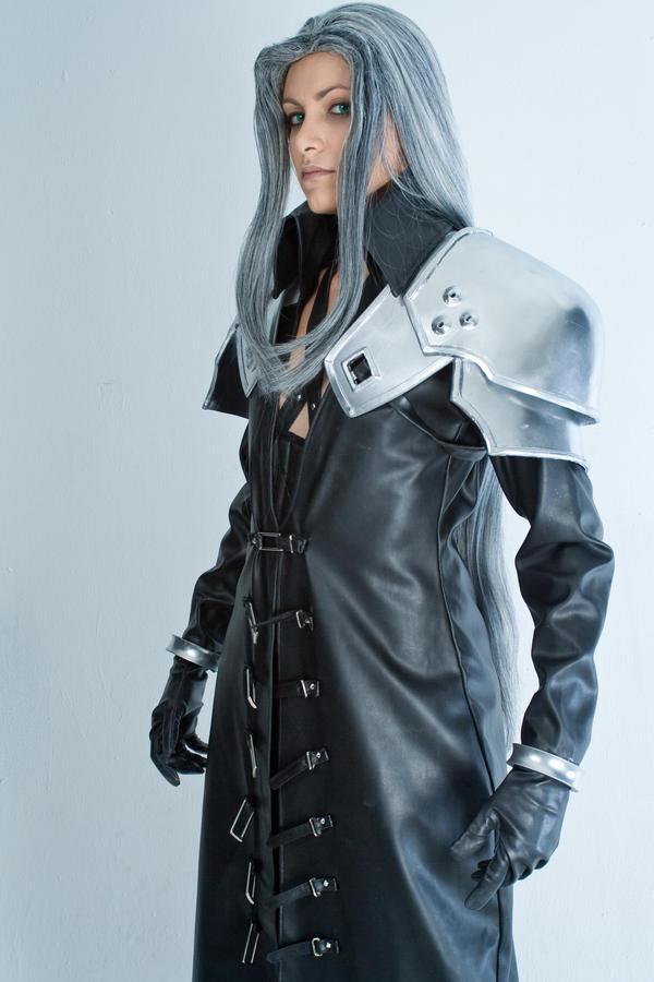 Sephiroth by Yukilefay