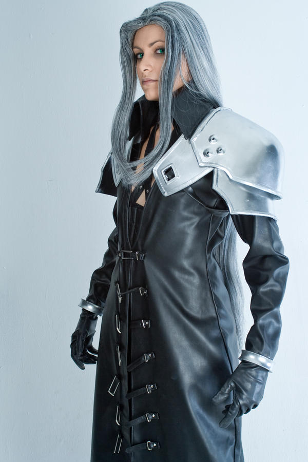 Final Fantasy Sephiroth Cosplay Sephiroth by Yukilefay...