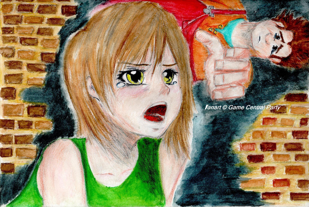 Lucy's cry for Ralph by Game-Central-Party
