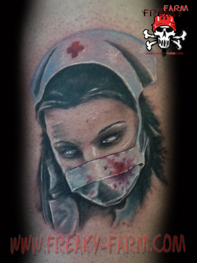 sick nurse 2 by ~D-D-Tattoo on deviantART