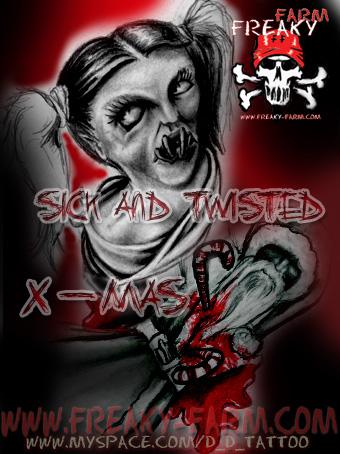 D.D. - X-Mas by D-D-Tattoo