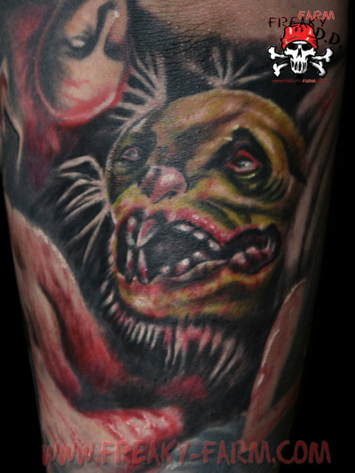 Dirk Dunkel Whatever By D Tattoo