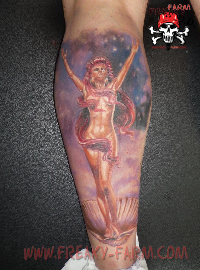 Dirk Dunkel by D-D-Tattoo