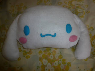 Cinnamoroll... cushion - plush by mashimaroROCKS