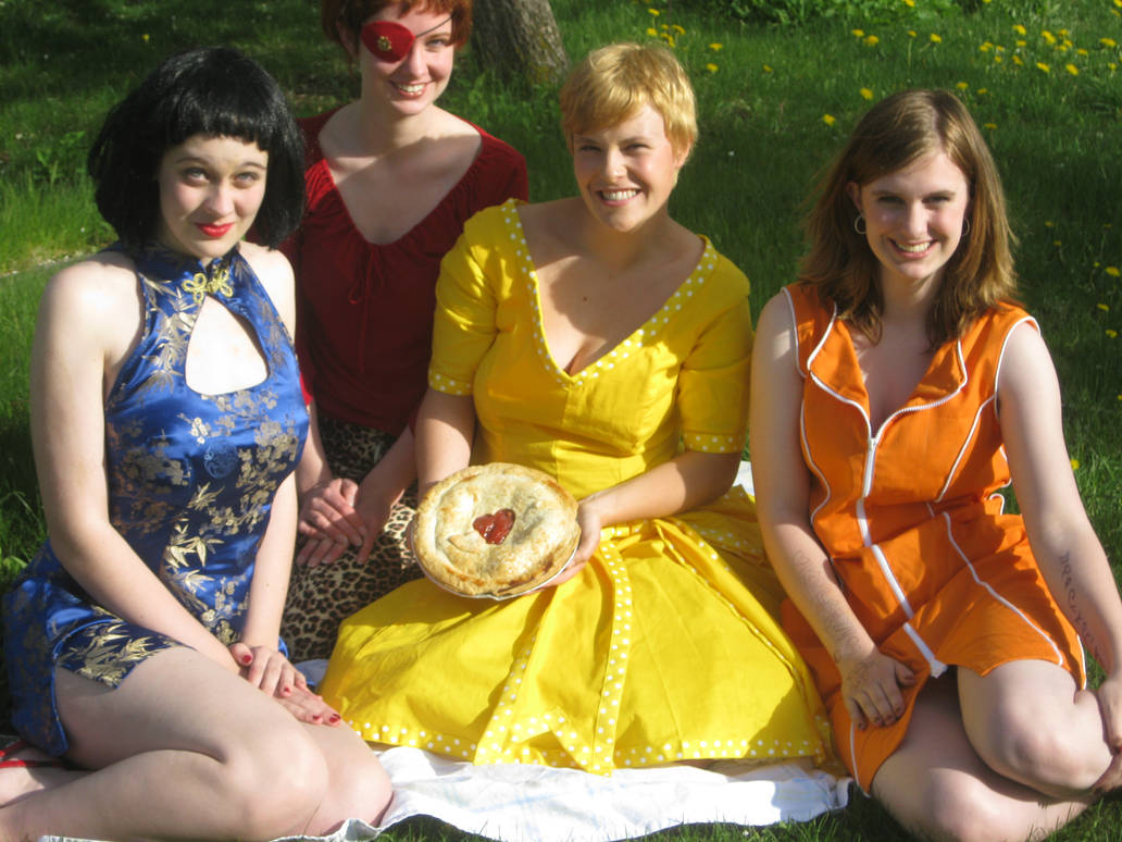 2a881086c85f0 Pushing Daisies Cosplay Group by ros3ty1er on DeviantArt