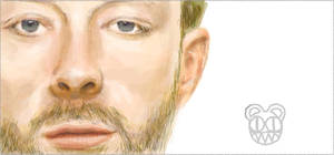 Graffiti App - Thom York