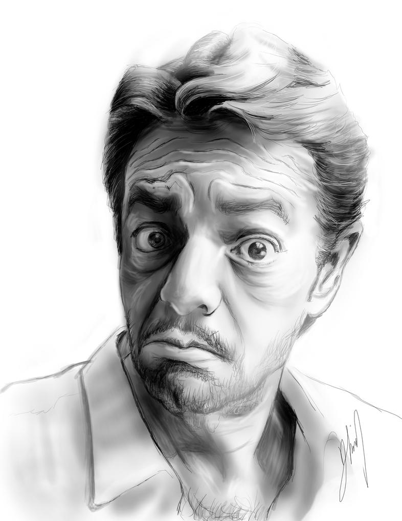 Eugenio Derbez by vampipe
