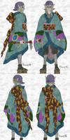 Mononoke17 colored