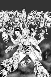 StarCraftWarChest#11 Cover INK