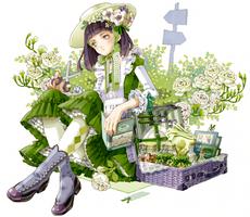 Green by hamondokarei