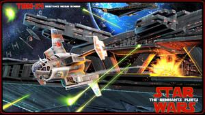 STAR WARS the remnant fleet