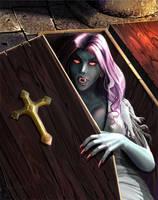 The Vampire by pyraker