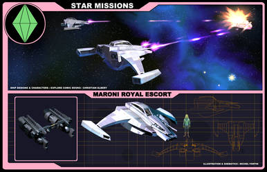 Maroni  Royal Escort B by pyraker