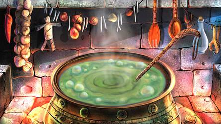 Cauldron  Final 6