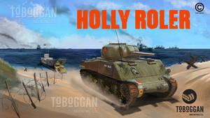 Scene Tank Landing 4