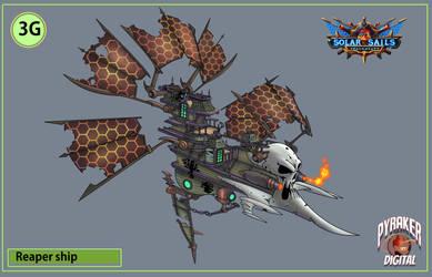 zombie ship.3 G