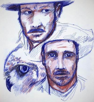 owlfaces by r-o-man