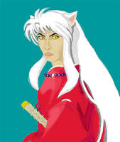 InuYasha - Manga 1 by inuaddict