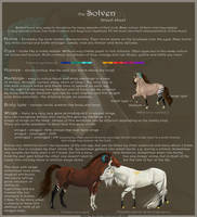 Solven breed sheet by AonikaArt