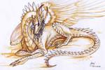 Sheoneth in gold sun
