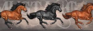 Mustang - final artwork